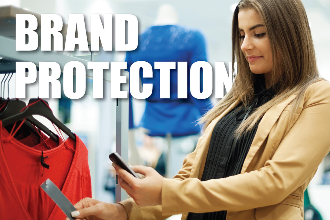brand protection during store liquidation