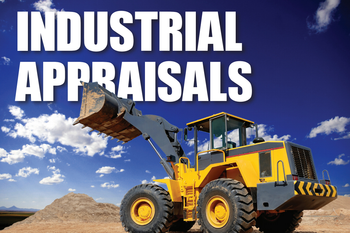 industrial appraisals and valuations