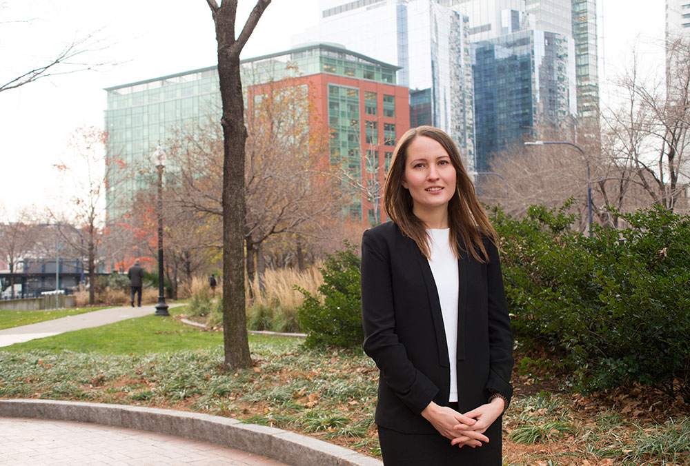 Anastasia Zuburunova - Tiger Capital Group - Sr. Financial Analyst