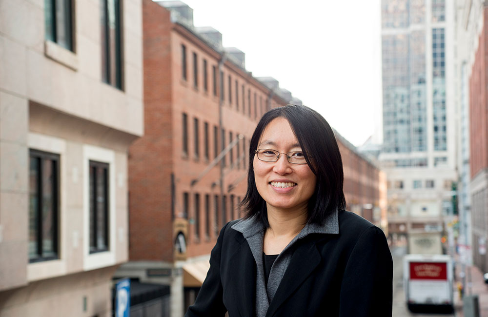 Michelle Chin - Tiger Capital Group - Accountant