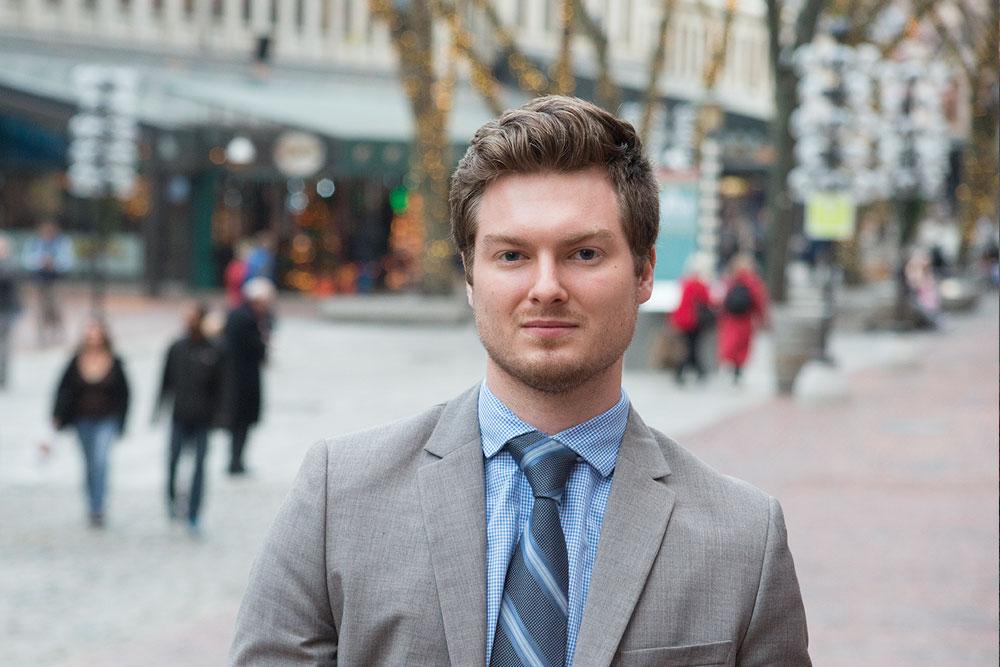 David Kennedy - Financial Analyst