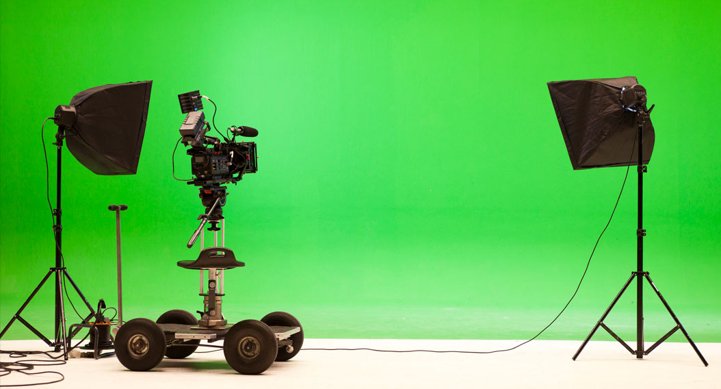 Green Screen and Video Dolly