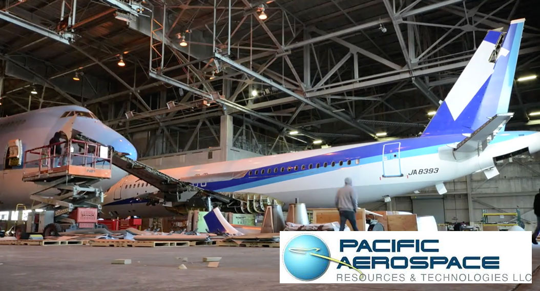 Pacific Aerospace Resources & Technologies: Aircraft MRO Facility