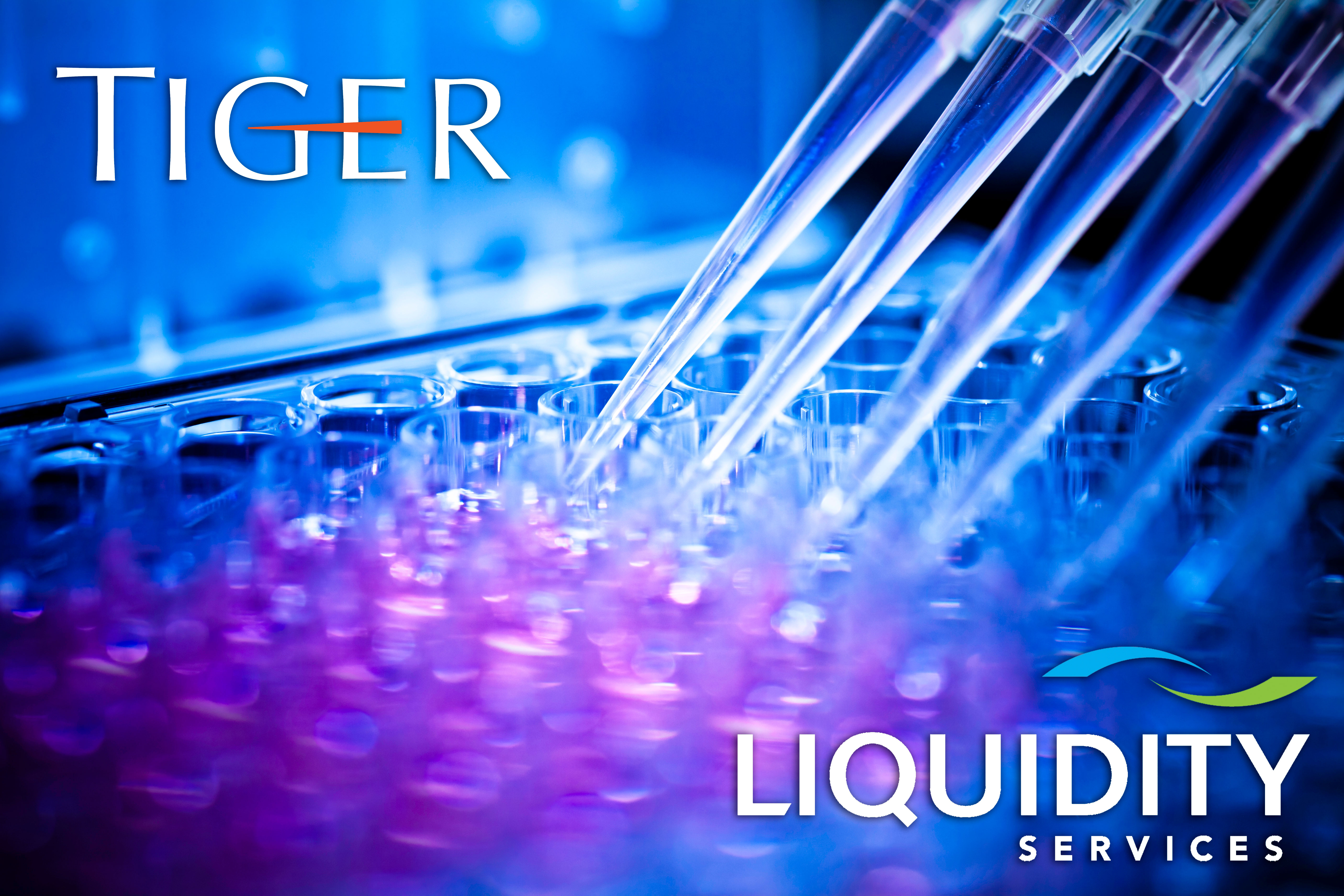 Tiger Group, Liquidity Services Partner to Focus on Distressed Assets in Biopharma