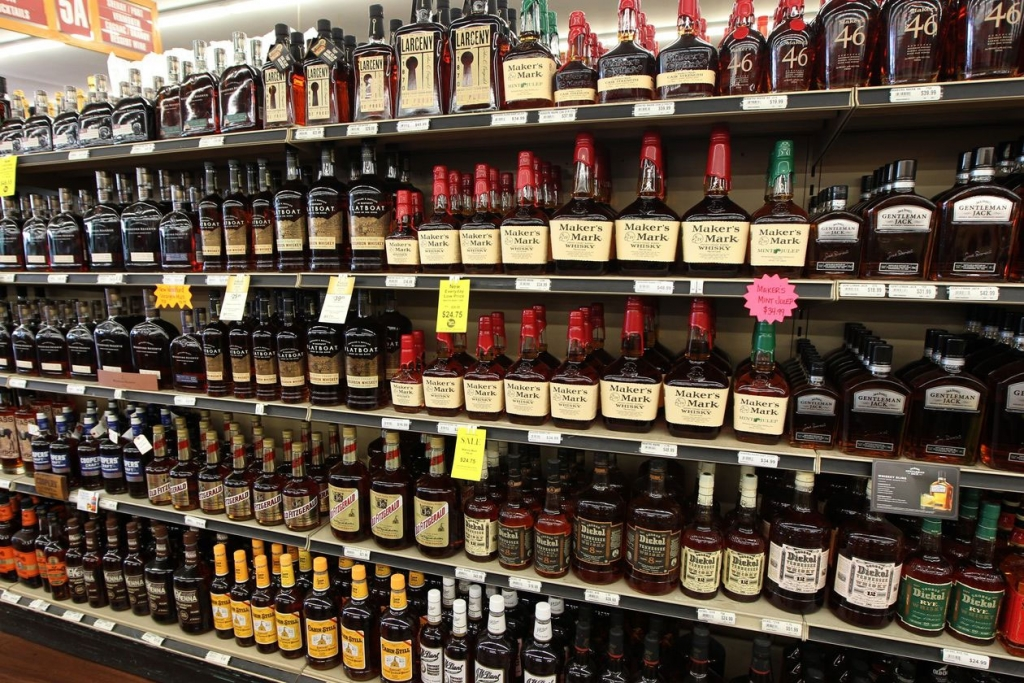 Bourbon for sale at a liquor store in Louisville, Ky. The value of spirits has held up better than that of many other goods, experts say. PHOTO: JOHN SOMMERS II/GETTY IMAGES By Aisha Al-Muslim Updated May 6, 2020 8:03 am ET