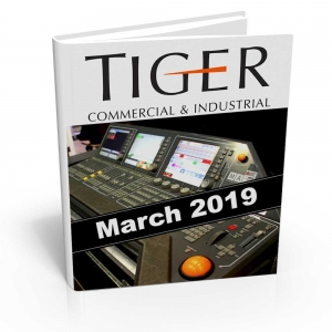 Tiger Commercial & Industrial Liquidation Update Newslette - March 2019
