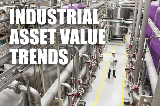 Tiger Assesses Recent Value Trends for Industrial Machinery and Equipment